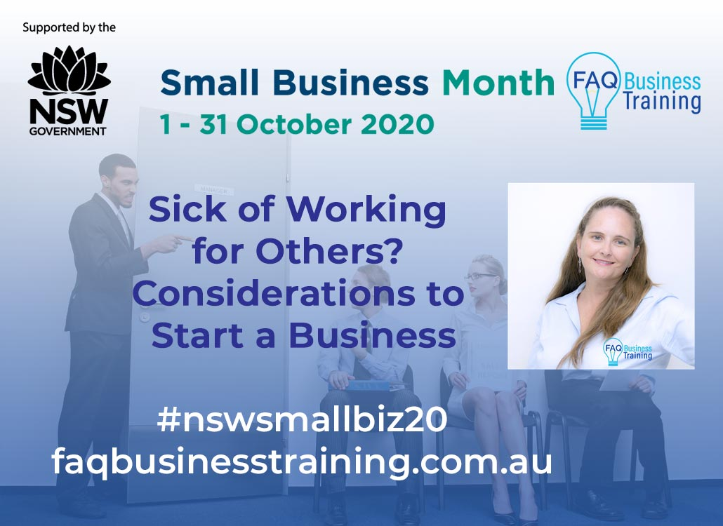 Start-a-business-NSW-Small-Business-Month-FAQ-Business-Training