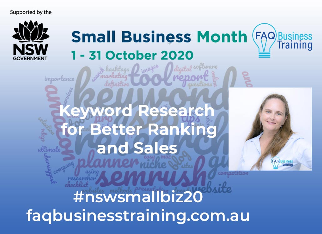 Keyword-Research-NSW-Small-Business-Month-FAQ-Business-Training