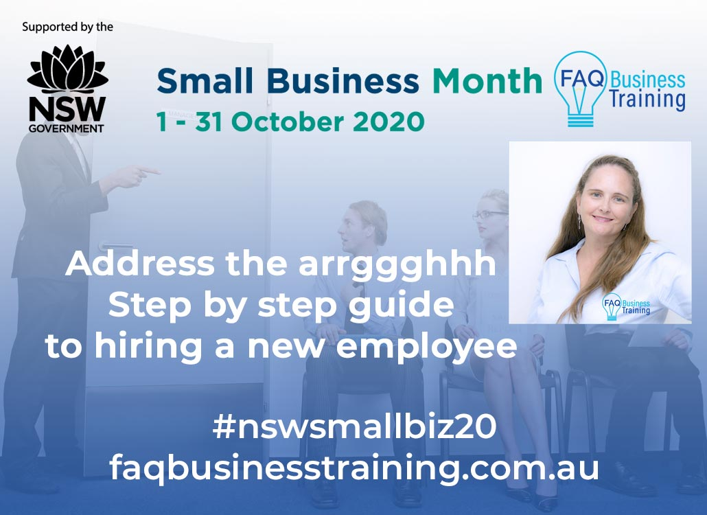 Hire-employee-NSW-Small-Business-Month-FAQ-Business-Training