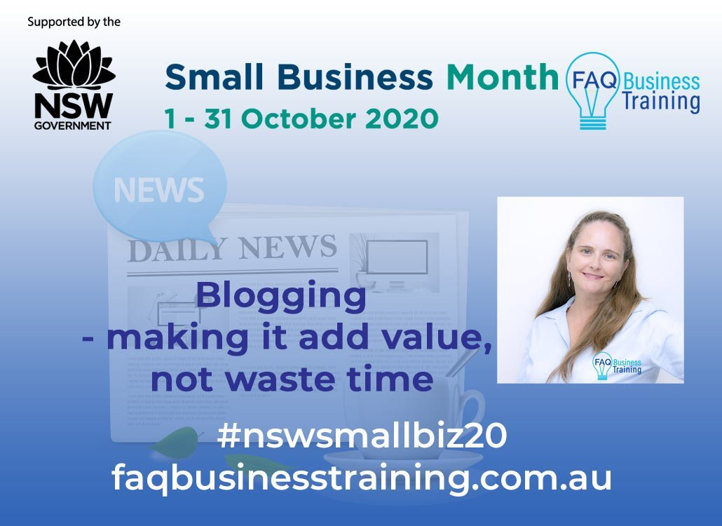 Blogging-NSW-Small-Business-Month-FAQBT