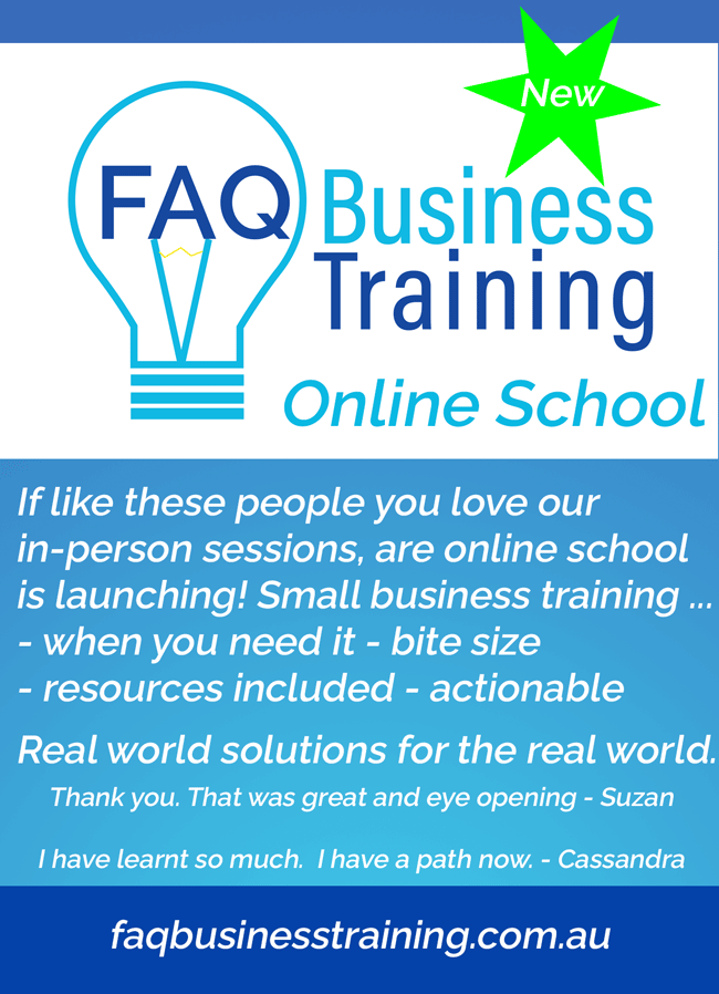 FAQ-Business-Training-School