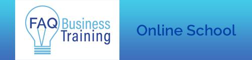 FAQ-Business-Training-Online-Training-Business-School-Logo