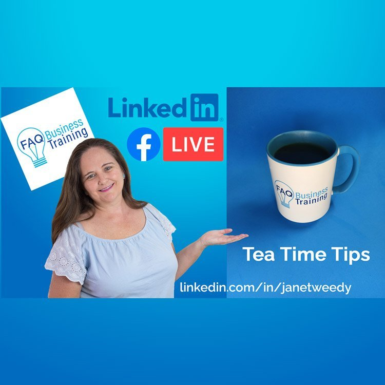 Tea-time-tips-series-business-tips-live