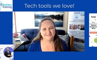 Tech tools we love – Krisp noise removal