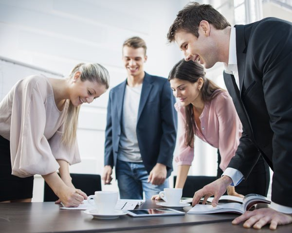 Corporate training solutions and team building brains trust- collaborate-align