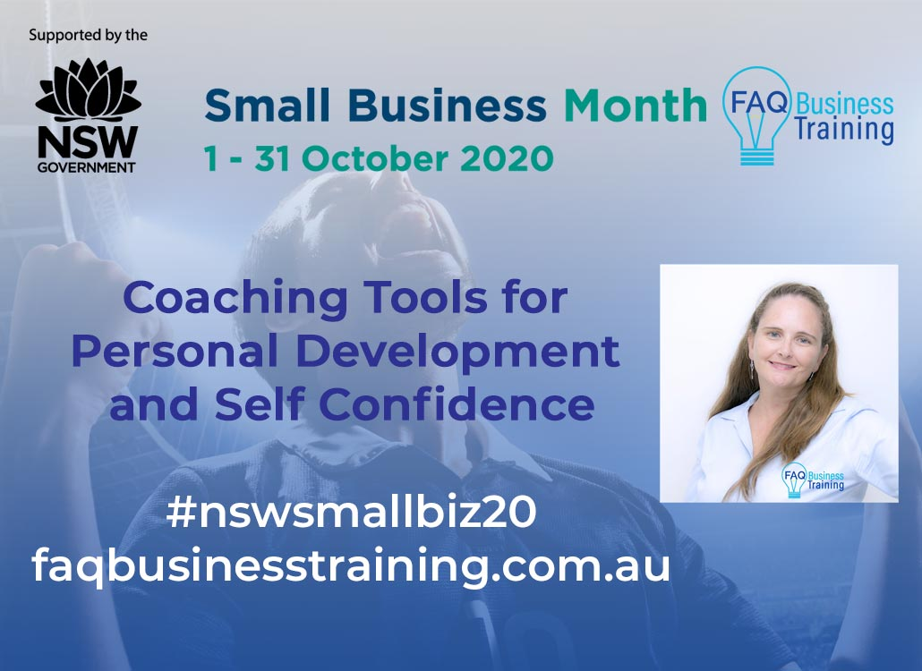 Coaching-Tools-Event-NSW-Small-Business-Month-FAQ-Business-Training